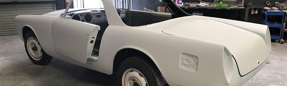 Restored Lancia Flaminia